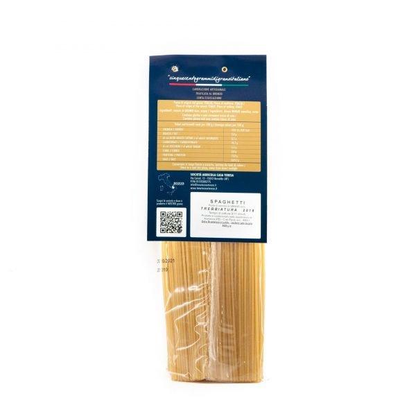 Spaghetti artigianali 500g