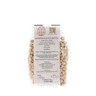 Fagioli IGP di Sarconi ecotipo Risi 250 g