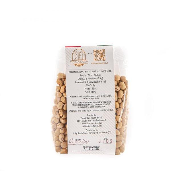 Fagioli IGP di Sarconi ecotipo Verdolino 250 g