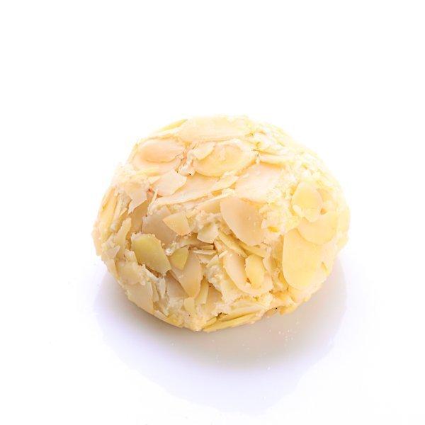 Pasta siciliana alle mandorle, Parline di mandorla