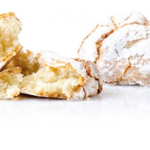 Pasta siciliana alle mandorle, Fiocchi di Neve