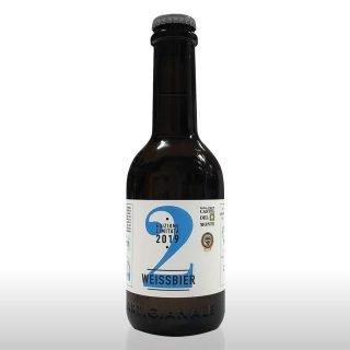 Birra artigianale 2 WeissBeer 33cl