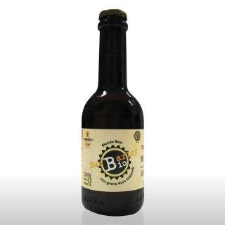 Birra artigianale Biologica Sun Barley Bio Blonde 33cl