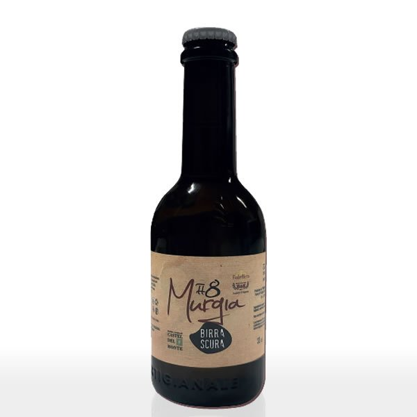 Birra artigianale #8 Murgia 33 cl