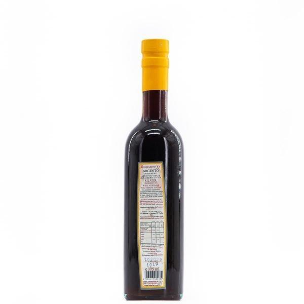 Aceto Balsamico di Sicilia Riserva Argento 375ml