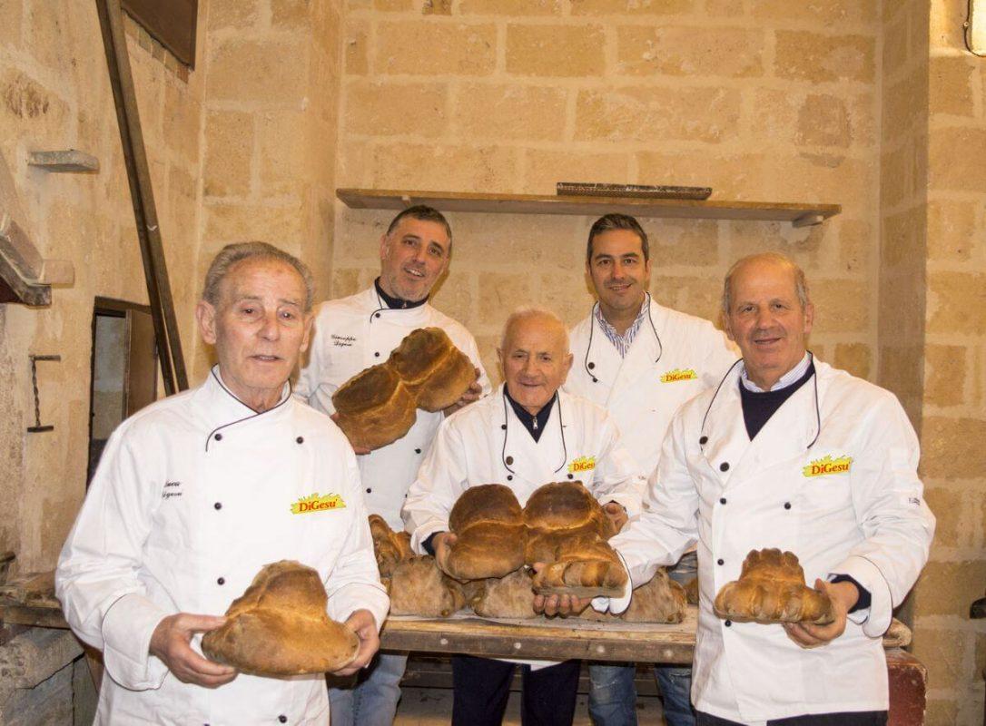Fratelli Di Gesù e il loro pane di Altamura DOP su XecomFood
