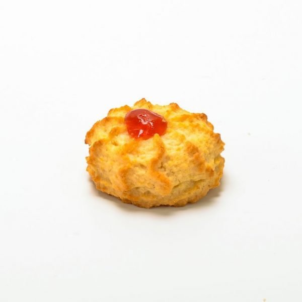 Pasta siciliana alle mandorle, Ricci con Ciliegia